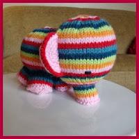 Elefante de punto