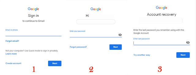 change my gmail password.