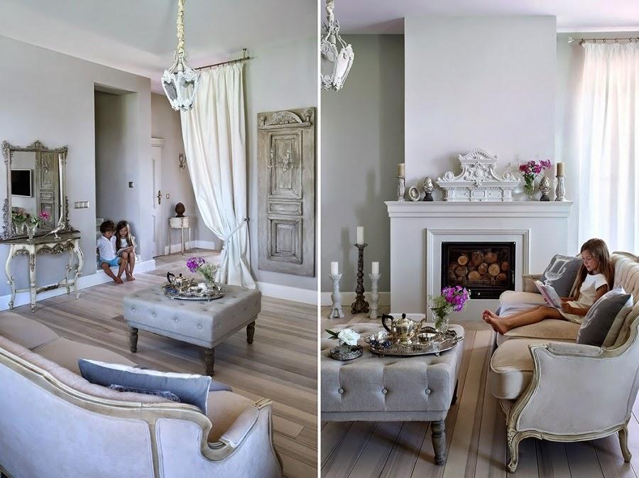 Szarość we francuskim stylu, wystrój wnętrz, wnętrza, urządzanie domu, dekoracje wnętrz, aranżacja wnętrz, inspiracje wnętrz,interior design , dom i wnętrze, aranżacja mieszkania, modne wnętrza, styl francuski, styl rustykalny, glamour, szarości, kolor szary, szare wnętrza, eleganckie wnętrza, beżowe wnętrza,