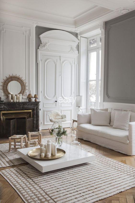 Home Garden 75 Inspirations Pour Decorer Un Appartement Haussmannien