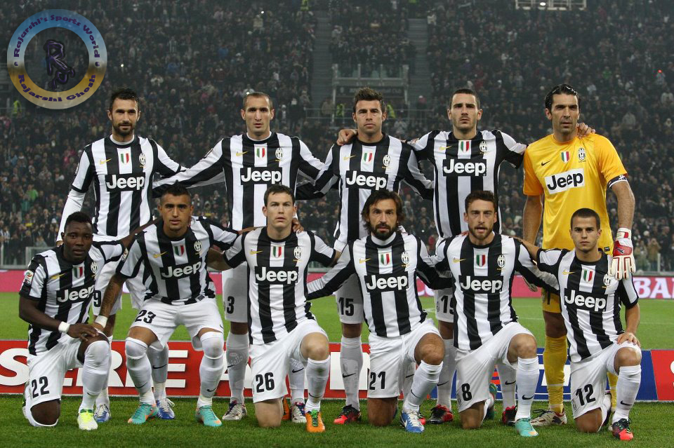 5682bdc081 Juventus defeated Torino 3-0 in Serie A Match at Turin. In front of 40000  crowd