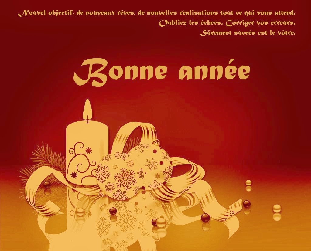 Happy New Year 2019 French Wishes SMS  Wallpapers