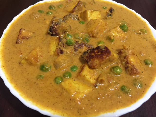 Matar paneer recipe shahi matar paneer paneer gravy paneer recipes matar paneer is a very delicious indian cuisine it is a preparation of paneerindian cottage cheese with matargreen peas with added spices and cream forumfinder Gallery