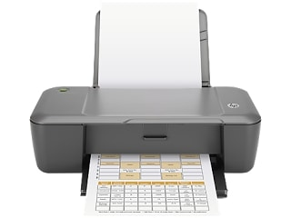 foto da impressora Driver HP Deskjet 1000 Baixar Windows, e, Linux