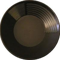 JUAL GOLD PAN ESTWING 41 cm & 26 cm