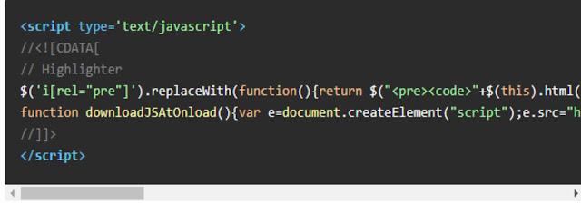 Cara Mudah Memasang Syntax Highlighter