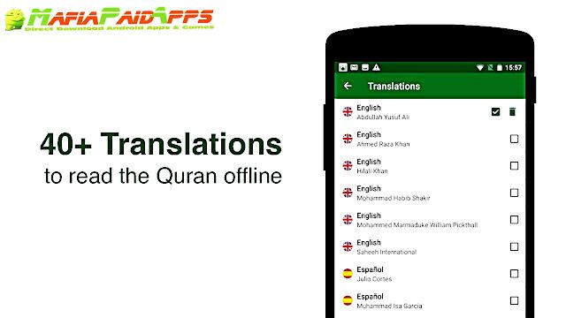 Muslim Pro - Prayer Times, Azan, Quran & Qibla Pro Apk MafiaPaidApps