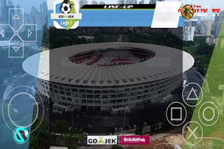 Download Textures & Save Data Pes Army Liga 1 Gojek Indonesia 2018 3