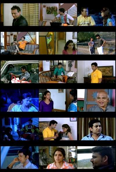 Thodi Khatti Thodi Hatti (2012) Full Marathi Movie Download 300MB