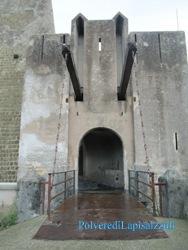 Castello costruito a difesa del golfo di Cuma