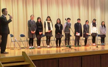 花南日記: 韓国安養外国語高等学校 ホームステイ研修②