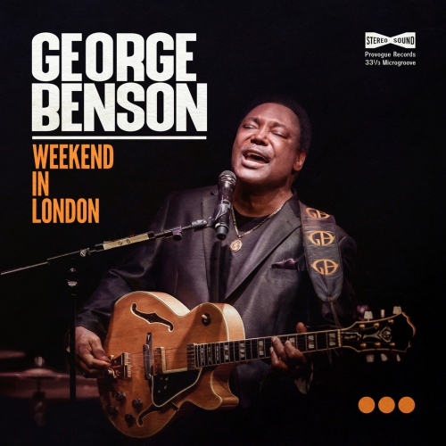 MusicLoad presents George Benson and two live recordings from Ronnie Scotts Jazz Club for his song titled Give Me The Night and The Ghetto, written by Donny Hathaway & Leroy Hutson