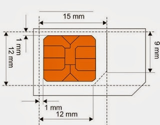 how to make a sim card a micro sim