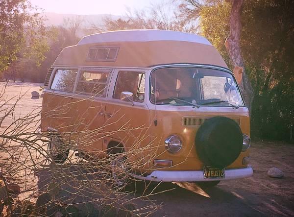 VW Adventure Camper | vw bus wagon
