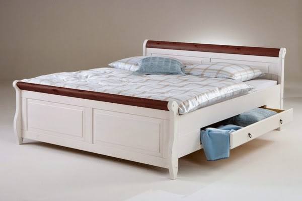 10 Ideas For Double Bed With Storage Drawers And Boxes Raimund