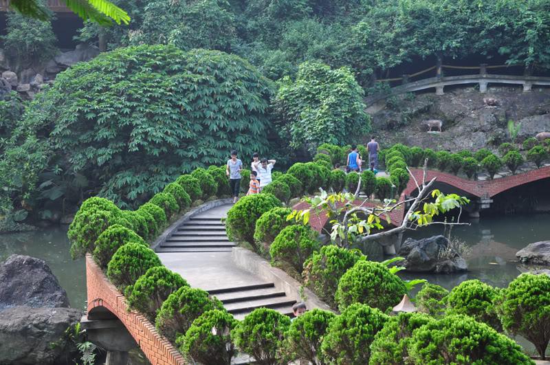 Hình ảnh khu du lịch Thiên Sơn Suối Ngà