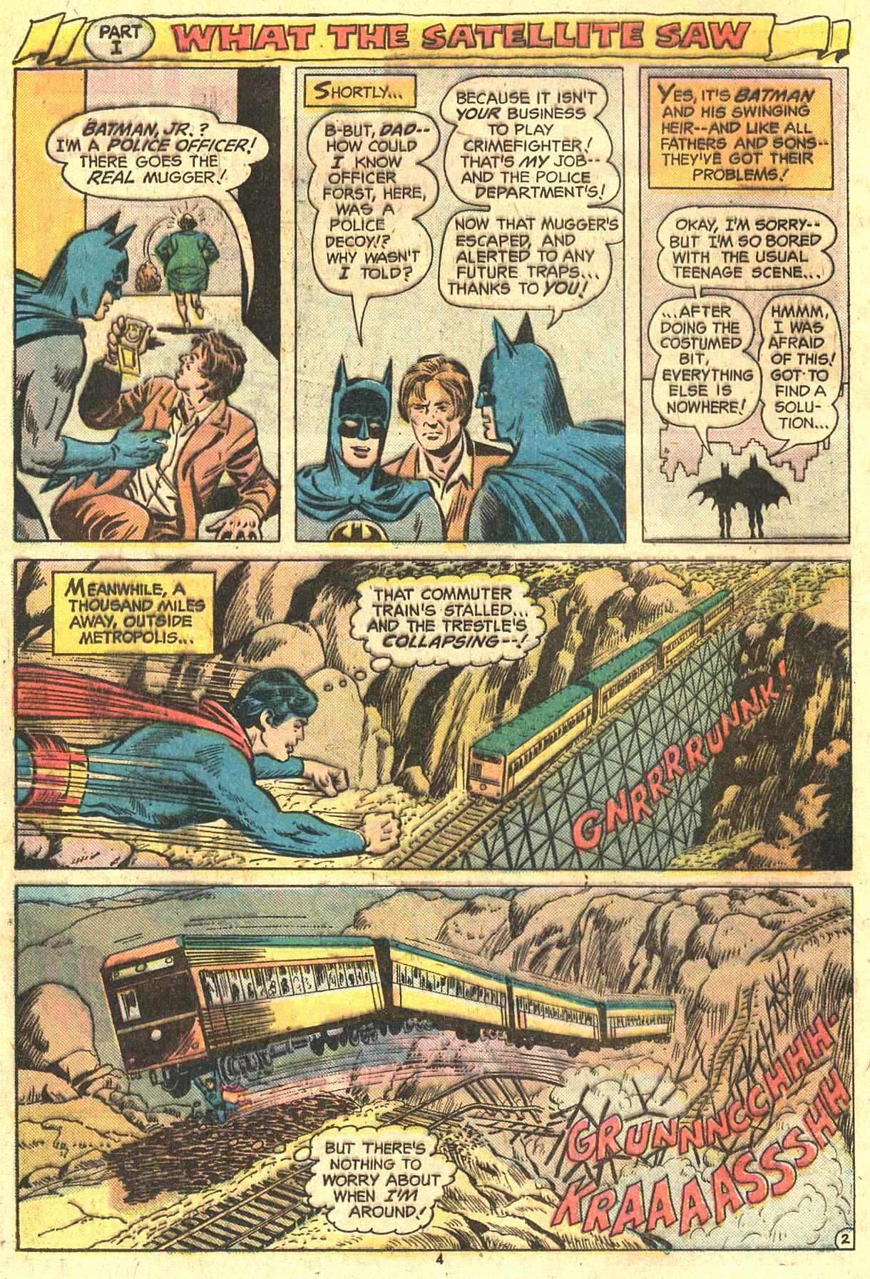 Read online World's Finest Comics comic -  Issue #230 - 4