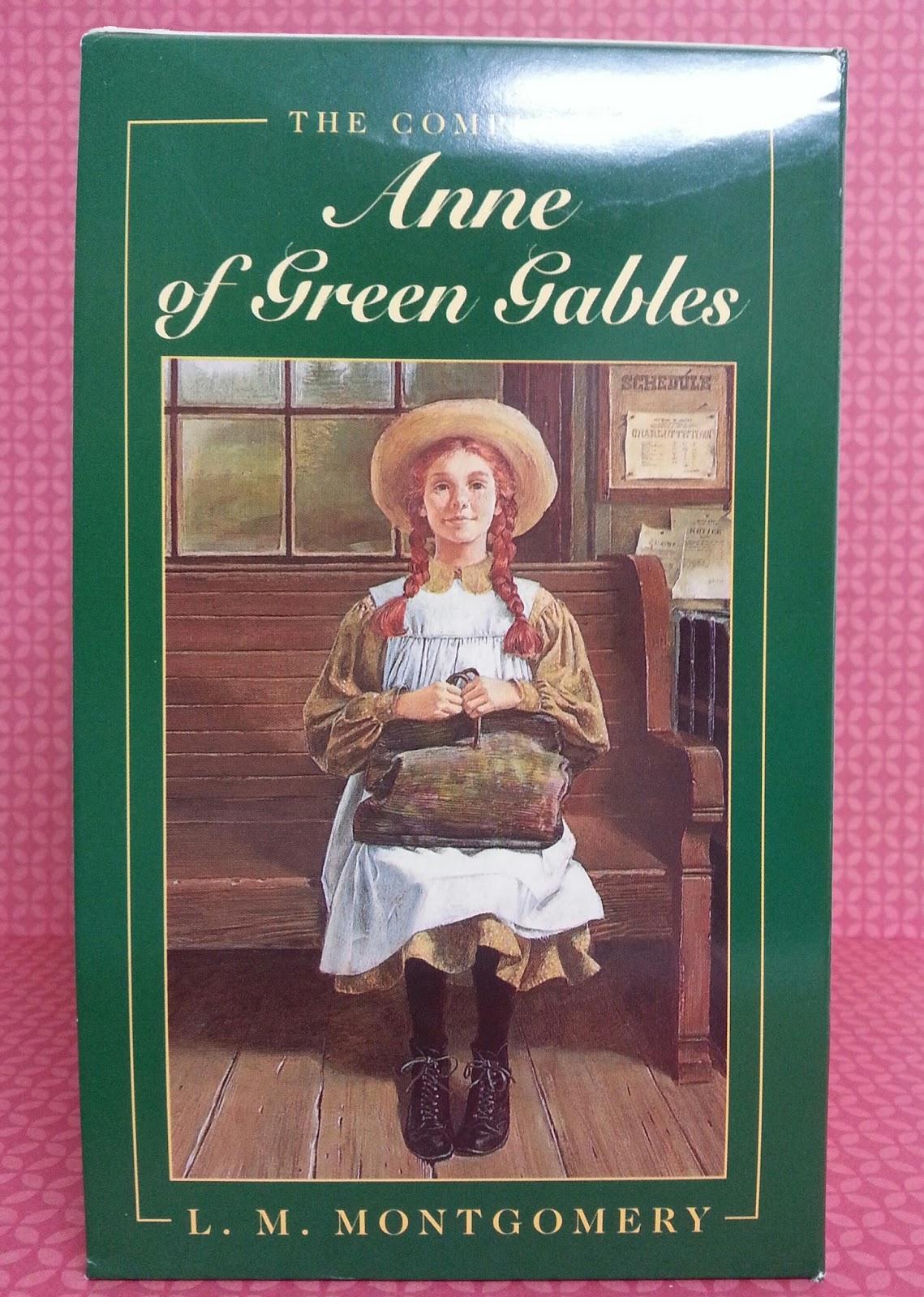 Jane Cherie Anne Of Green Gables