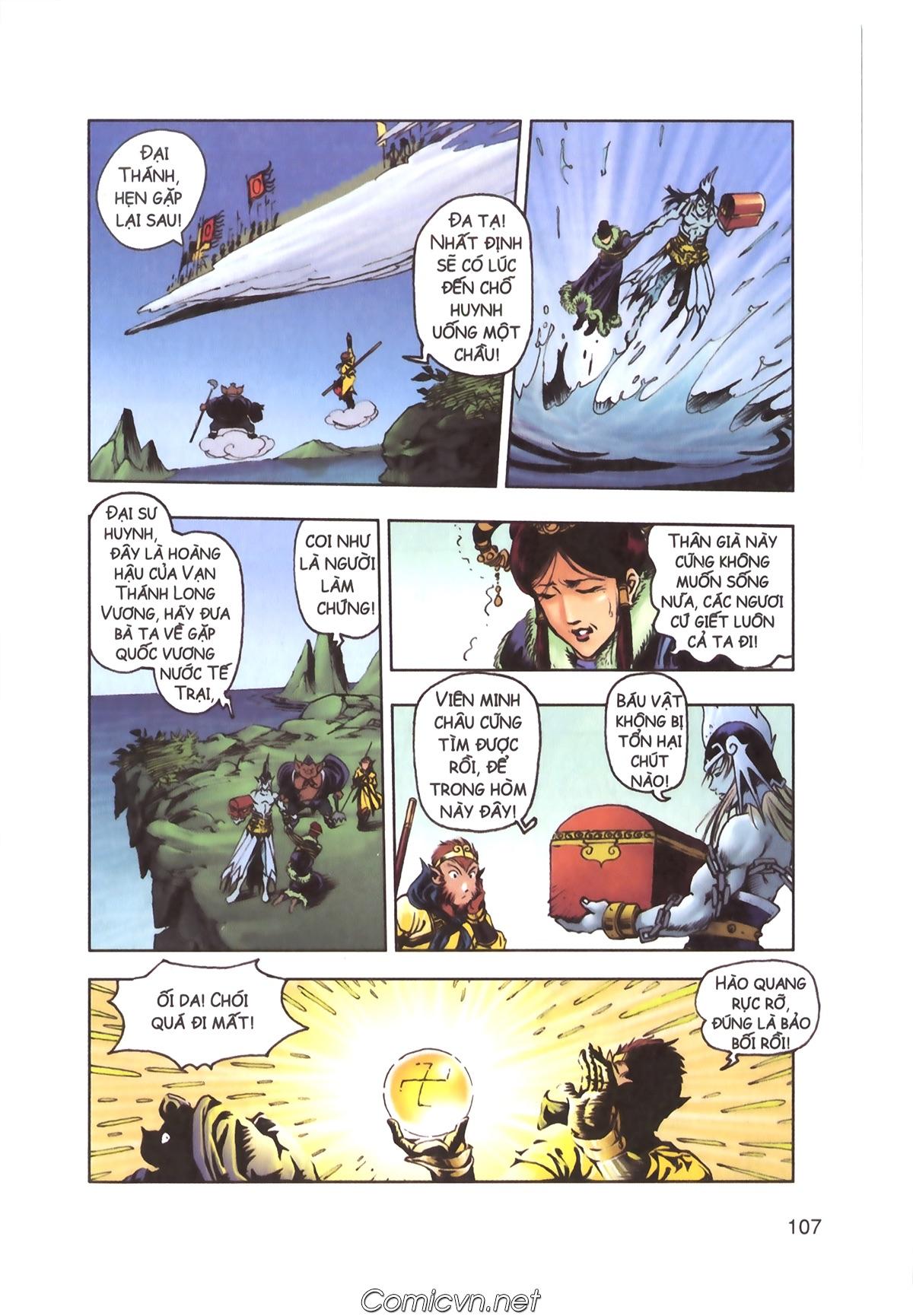 Tây Du Ký màu - Chapter 112 - Pic 28
