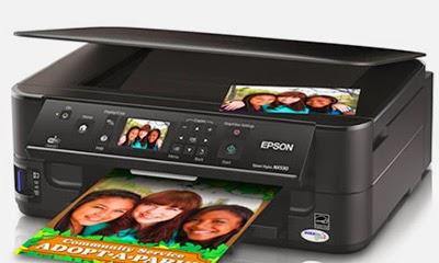 Epson NX530 Photo Printer Driver