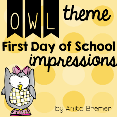 FREE First Day of School Impressions Form- to communicate to parents how the first day went! #kindergarten #firstdayofschool #backtoschool