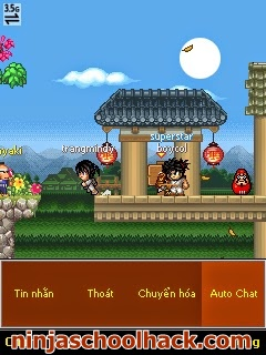 ninja school online 132 premium v8