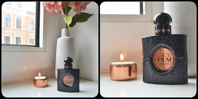 YSL, Yves Saint Laurent, Black Opium, Parfum, Perfume, Fragrance