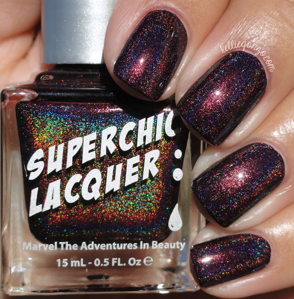 SuperChic Lacquer Zombie Crush