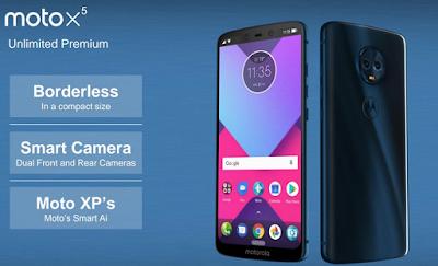 Чутки: Motorola One Power отримає виріз в екрані