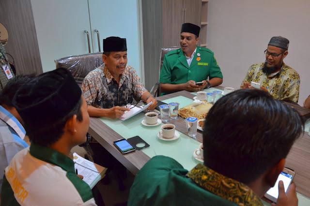 GP Ansor Dukung Visi Banda Aceh Sebagai Kota Madani