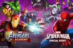 MARVEL Avengers Academy APK MOD v2.3.0 Terbaru 2018
