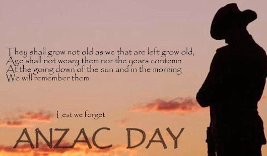 ANZAC Day Dawn Memorial Service
