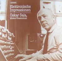 Elektronische Impressionen, uno de los álbumes clave de la carrera musical de Oskar Sala