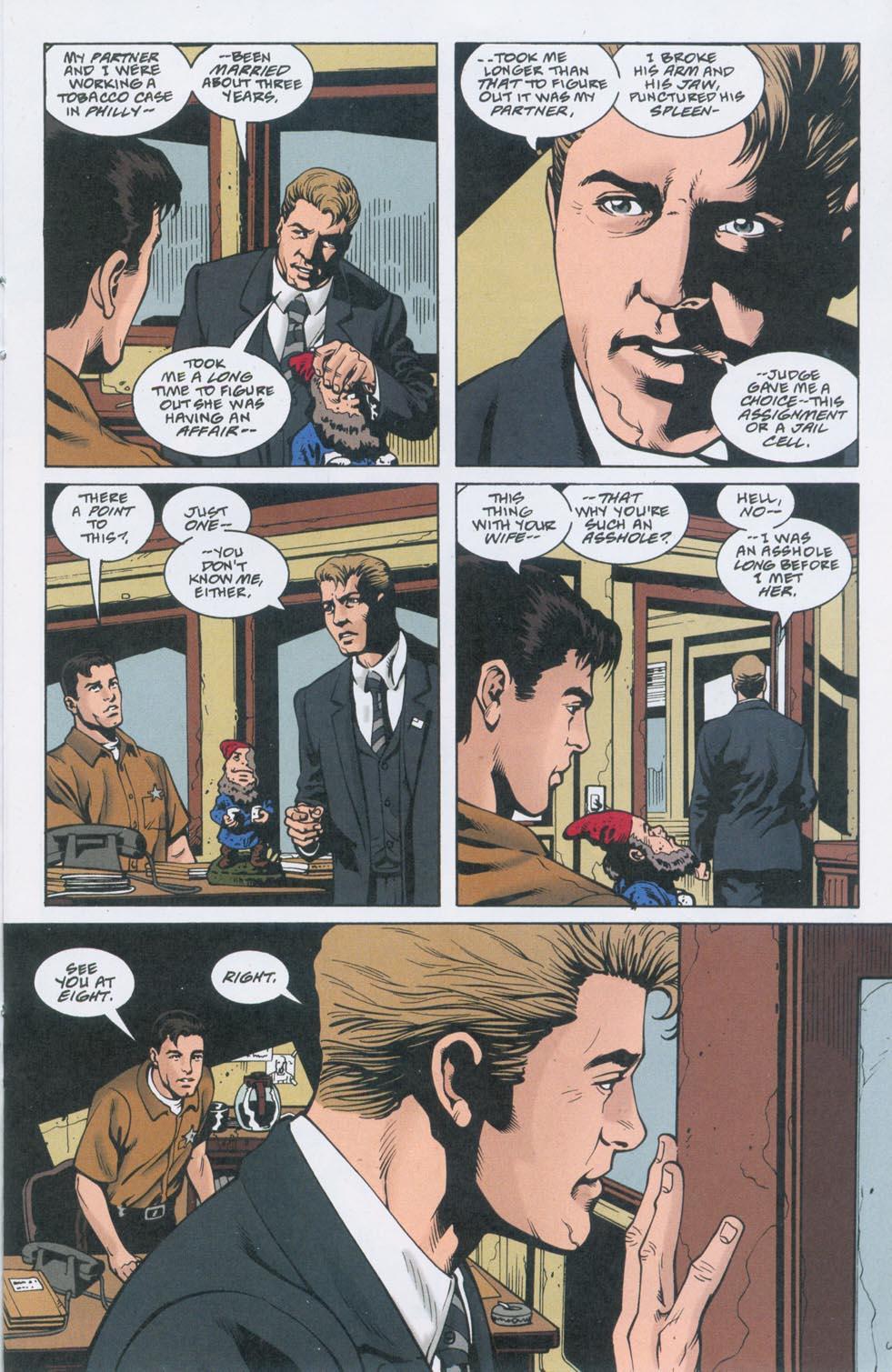Read online American Century comic -  Issue #12 - 10