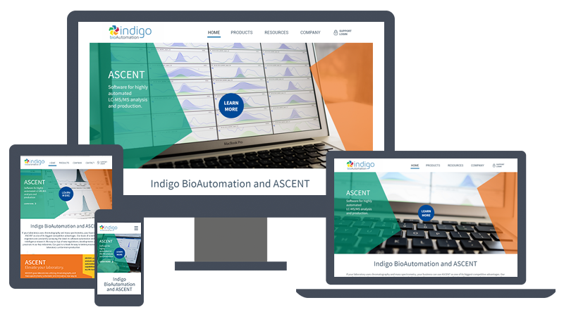 Indigo BioAutomation New Website 2015