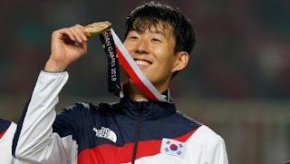 Highlights Korea Selatan vs Jepang 2-1 Asian Games 2018