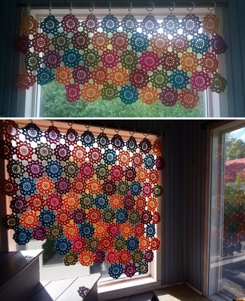 Japanese Flower - Free Pattern
