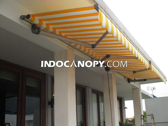 canopy gulung depok