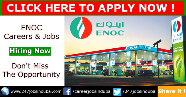 Job Openings at Emirates National Oil Company and ENOC Careers