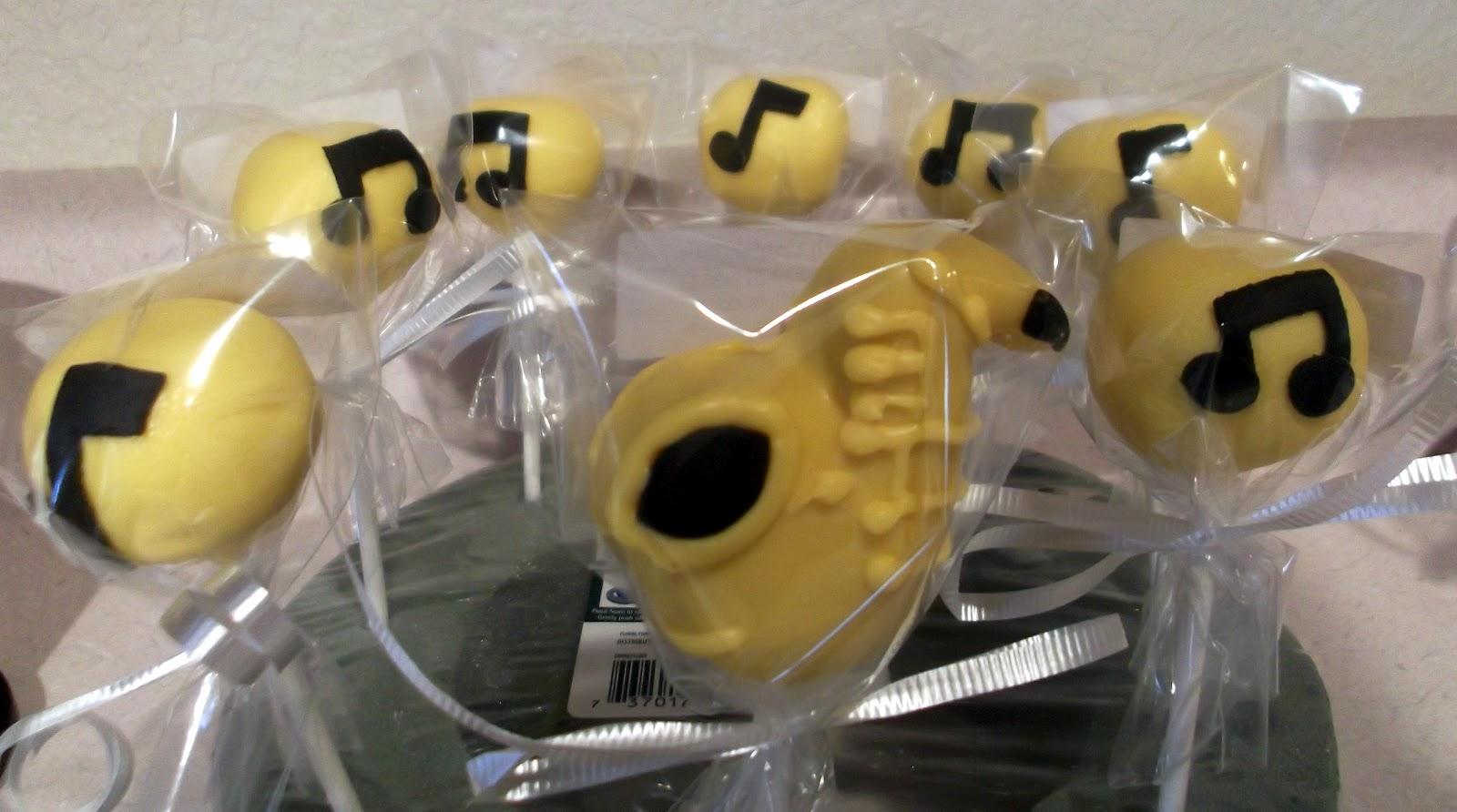 Saxophone Shaped Cake Pan