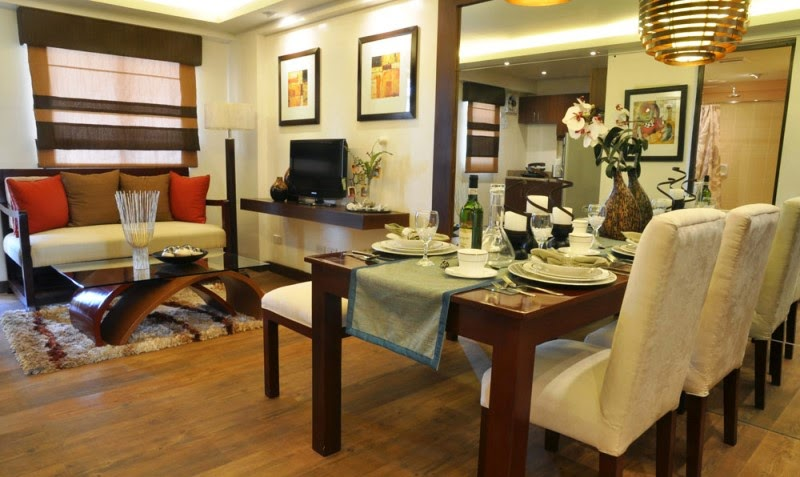Affordable property listing of the philippines viera for Philippine condominium interior designs