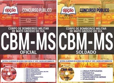 Apostila Concurso CBM-MS 2018