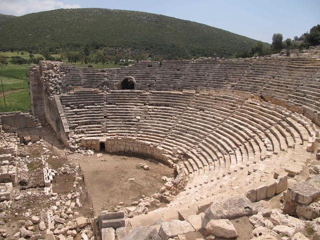Archaeology season opens in Antalya