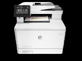 Download HP LaserJet Pro MFP M477fdw drivers