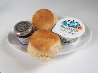 St Michaels Mount scones