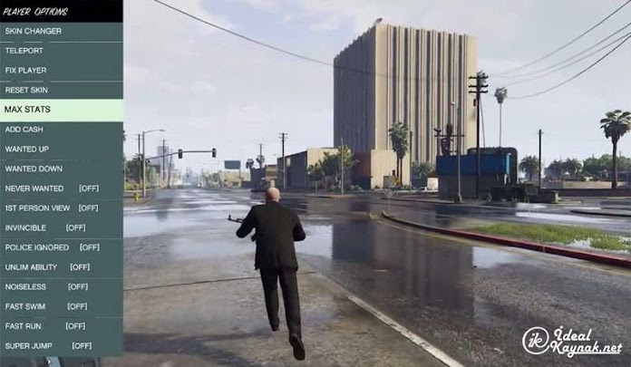 GTA 5 Mod Kullanımı