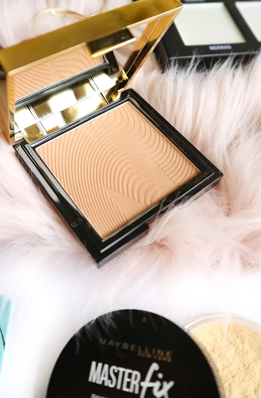 Mecca Max Sunlit Skin Bronzing Powder in Medium Review