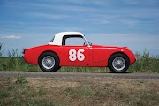 1958 Austin-Healey Sprite Mk 1 Works Rally Car