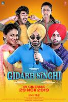 Gidarh Singhi (2019) Full Movie Punjabi 720p HDRip ESubs Download