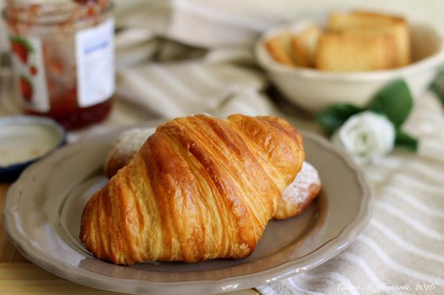 croissant ricetta perfetta